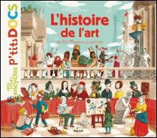 L'histoire de l'art, de Cro-Magnon jusqu'à toi - De l'homme de Cro-Magnon jusqu'à toi-Stéphane Frattini , Stéphanie Ledu