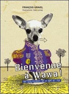 Bienvenue à Wawa ! - Tout plein d'histoires sur les noms de lieux-François Gravel , Katy Lemay