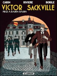Victor Sackville Tome 11-Gabrielle Borile , François Rivière , Francis Carin