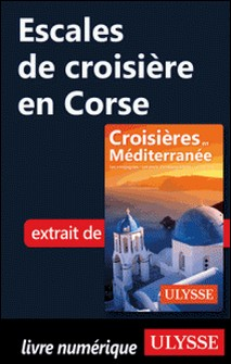 Escales de croisière en Corse-Collectif
