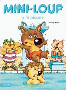 Mini-Loup à la piscine-Philippe Matter