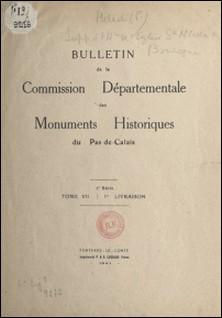 Supplément à l'histoire de l'église Saint-Nicolas de Boulogne-Pierre Héliot