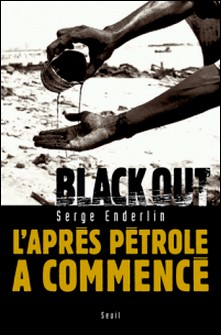 L'après-pétrole a commencé-Serge Enderlin