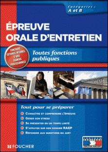 Epreuve orale d'entretien catégories A et B-Gérard Terrien , Bruno Rapatout , Jérôme Labreveux , Corinne Lebaudy