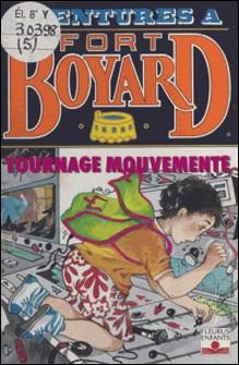 Aventures à Fort-Boyard (5) : Tournage mouvementé-Dan Mitrecey