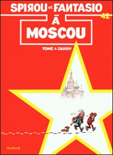 Spirou et Fantasio Tome 42-Tome , Janry