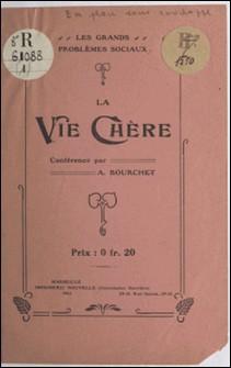 La vie chère-A. Bourchet