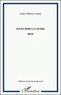 Lettres du monde arabe-Gulpérie Efflatoun-Abdalla