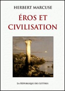 Eros et civilisation - Contribution à Freud-Herbert Marcuse