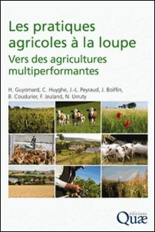 Les pratiques agricoles à la loupe - Vers des agricultures multiperformantes-Hervé Guyomard , Christian Huyghe , Jean-Louis Peyraud , Jean Boiffin