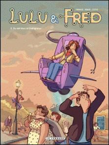 Lulu et Fred Tome 2-Cécile , Jean-Jacques Thibaud