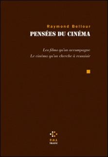 Pensées du cinéma - Les films qu'on accompagne - Le cinéma qu'on cherche à ressaisir-Raymond Bellour