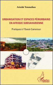 Urbanisation et espaces périurbains en Afrique subsaharienne-Aristide Yemmafouo