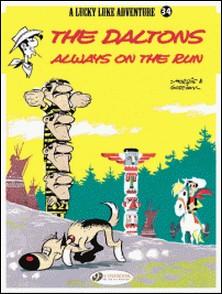 A Lucky Luke Adventure Tome 34-Morris , René Goscinny