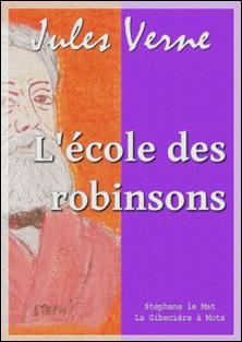 L'école des robinsons-Jules Verne