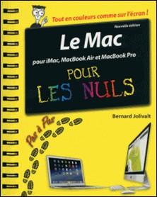 Le Mac pas à pas pour les nuls-Bernard Jolivalt