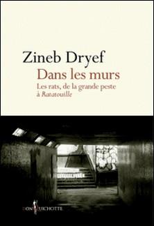 Dans les murs - Les rats, de la grande peste à Ratatouille-Zineb Dryef