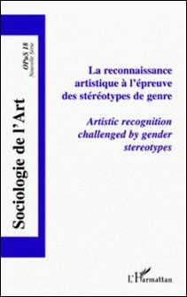 Opus - Sociologie de l'Art N° 18-Florent Gaudez