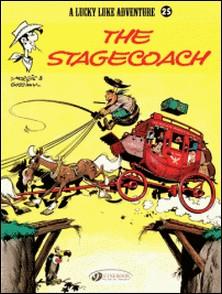 A Lucky Luke Adventure Tome 25-Morris , René Goscinny