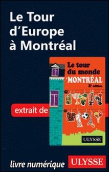 Le Tour d'Europe à Montréal-Linda Aïnouche