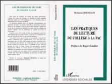 LES PRATIQUES DE LECTURE DU COLLEGE A LA FAC. Enquête dans le département des Bouches-du-Rhône-Mohamed Dendani