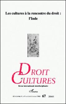 Droit et cultures N°67-2014/1-Hervé Guillorel