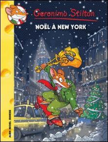 Noël à New York-Geronimo Stilton