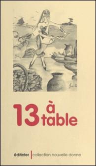 13 à table - Nouvelles-Collectif Angevin de Recherche