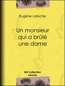 Un monsieur qui a brûlé une dame-Eugène Labiche , Emile Augier