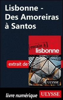 Lisbonne - Des Amoreiras à Santos-Marc Rigole