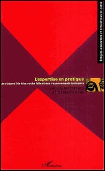 L'expertise en pratique - Les risques liés à la vache folle et aux rayonnements ionisants-Jacqueline Estades , Elisabeth Rémy
