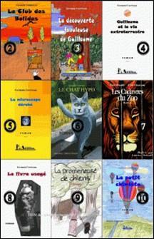 Romans jeunesse scientifiques 1 à 10-Germain Corriveau
