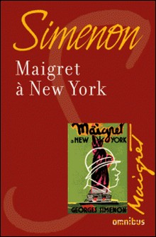 Maigret à New York-Georges Simenon
