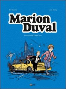 Marion Duval, Tome 27 - Embrouilles à New York-auteur