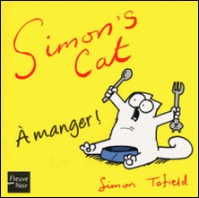Simon's Cat - A manger !-Simon Tofield