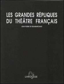 Les grandes répliques du théâtre français-Pierre-Augustin Caron de Beaumarchais