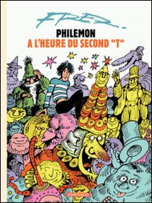 Philémon Tome 8-Fred