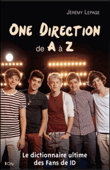 One Direction de A à Z-Jérémy Lepage