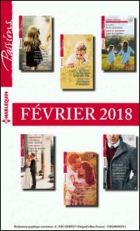 12 romans Passions (nº701 à 706 - Février 2018)-Collectif
