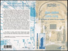 Jean Améry, 1912-1978 : de l'éxperience des camps à l'écriture engagée-Jürgen Doll