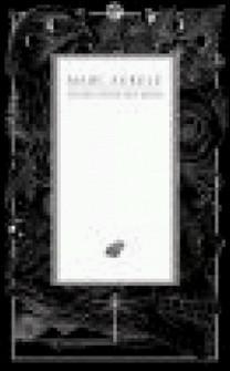 Pensées pour moi-même-Marc Aurèle