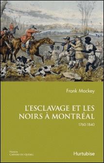 Cahiers du Québec-Frank Mackey