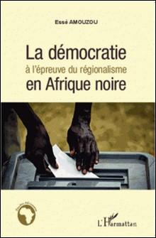 La démocratie à l'épreuve du régionalisme en Afrique noire-Franck Michel
