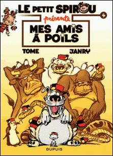 Le petit Spirou présente Tome 4-Janry , Tome