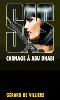 SAS 59 Carnage à Abu Dhabi-Gérard de Villiers