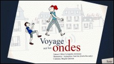 Voyages sur les ondes-Céline Lavignette-Ammoun , Cécile Reverdy