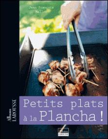 Petits plats à la plancha-Jean-François Mallet