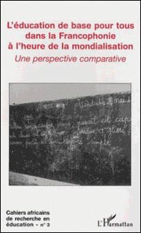 Cahiers africains de recherche en éducation N° 3-GEEA