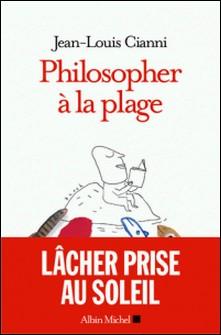 Philosopher à la plage-auteur