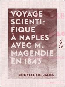 Voyage scientifique à Naples avec M. Magendie en 1843-Constantin James